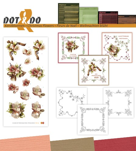 Dot & Do Kerstbloemen