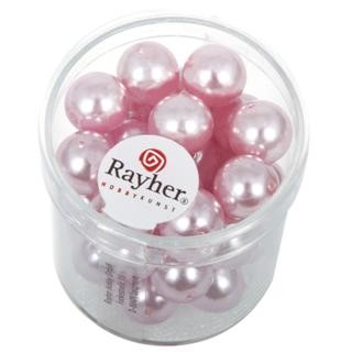 Rayher Renaissance Glasparels 10 mm orchidee