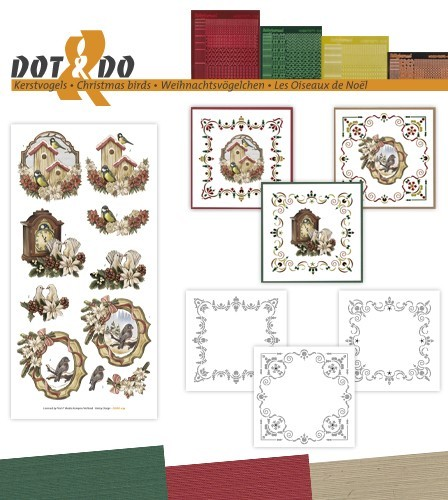 Dot & Do Kerstvogels
