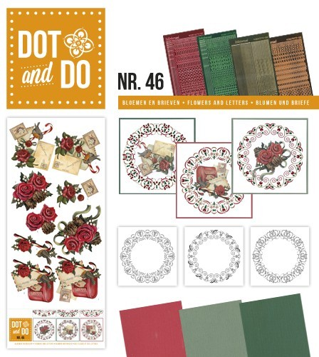Dot & Do 46 Bloemen & Brieven