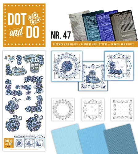 Dot & Do 47 Cozy winter