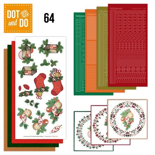 Dot & Do 64 - Christmas