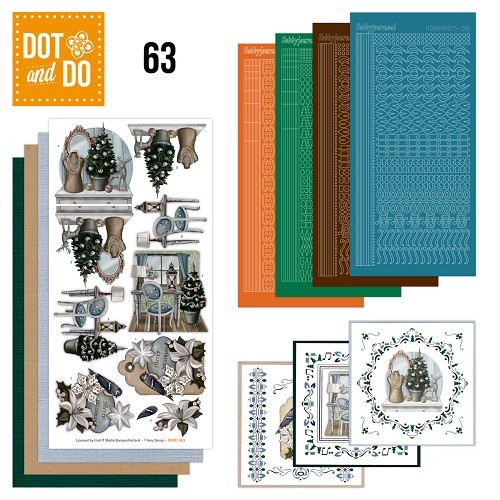 Dot & Do 63 - Brocante Kerst
