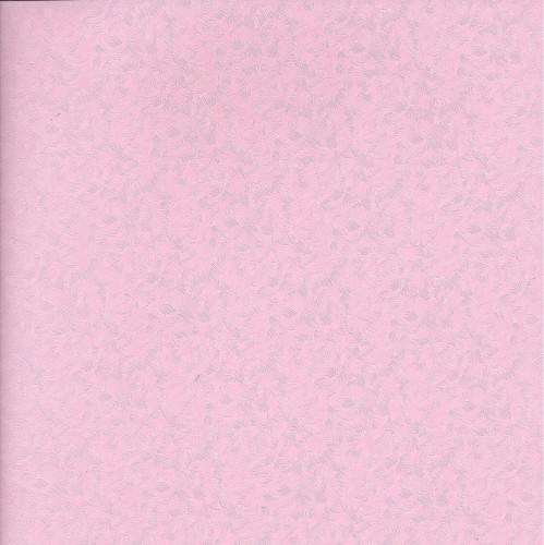 Paperpack 24 vel 30,5x30,5cm Glossy Metallics Pink
