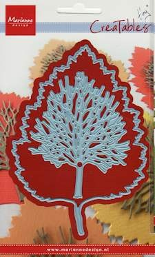 MD Creatables stencil Tiny`s tree and leaf