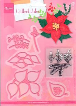 MD Collectables set Eline`s poinsettia