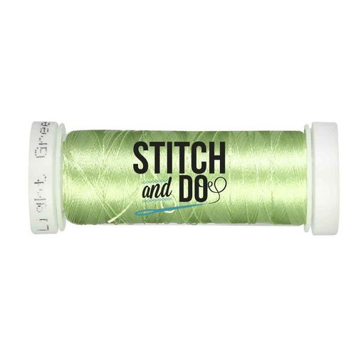 Stitch & Do garen 200 m Licht groen