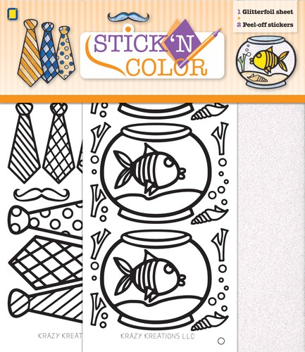 Stick n Color - Fish