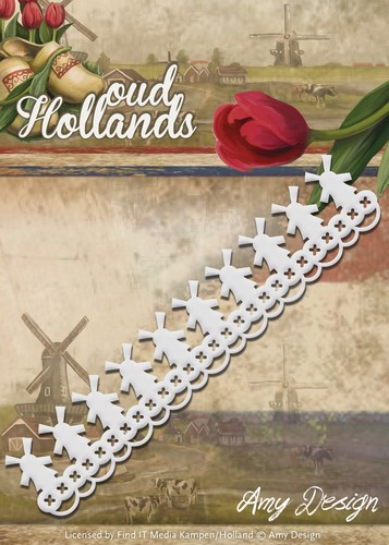 Amy Design die - Oud Hollands - Molenrand