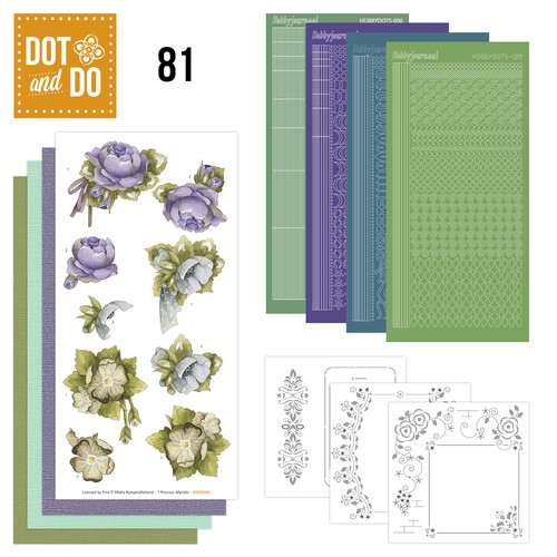Dot and Do 81 - Floral Corner
