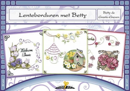 Hobbydols 170 - Lenteborduren met Betty