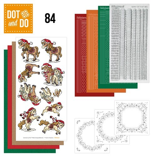 Dot and Do 84 - Kerstpaarden