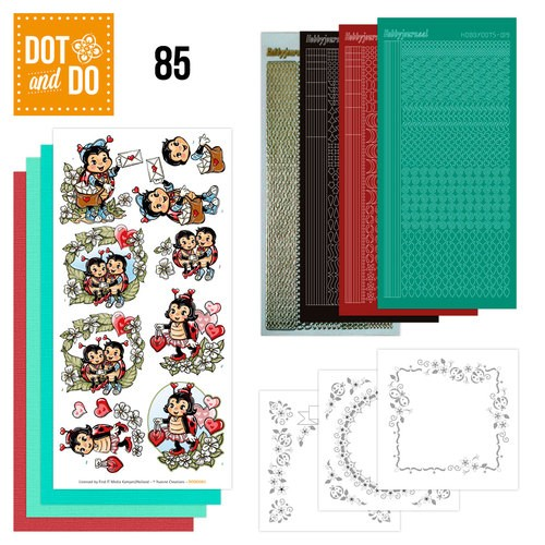Dot and Do 85 - Lieveheersbeestjes