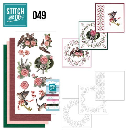 Borduurpakketje Stitch and Do 49 - verhuizen
