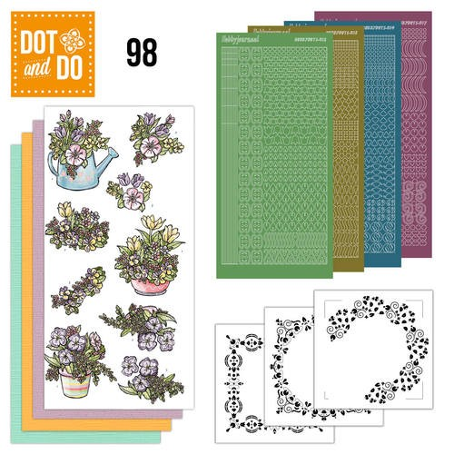 Dot and Do 98 - Voorjaarsboeketjes