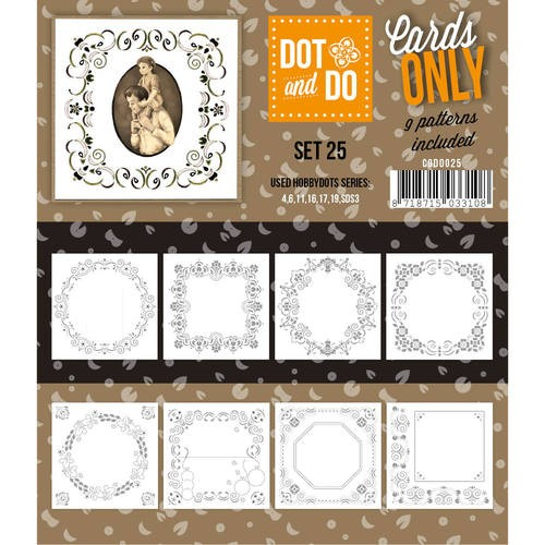 Dot & Do - Cards Only - Set 25