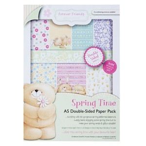 Forever Friends A5 Paperpack Spring Time