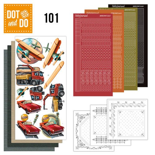 Dot and Do 101 - Vintage Vehicles
