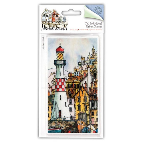 Docrafts Rubber stamp Urban Harbour Master