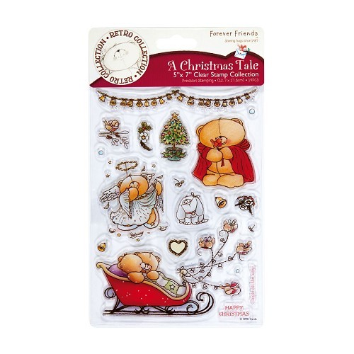 Forever Friends Clear stempel A Christmas Tale Christmas Bells