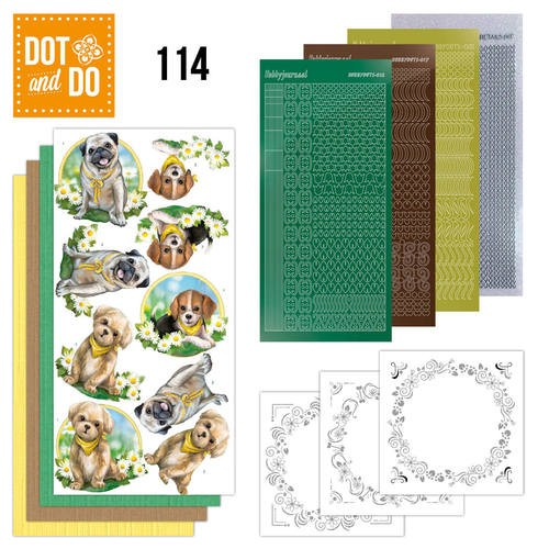 Dot and Do 114 - Dogs