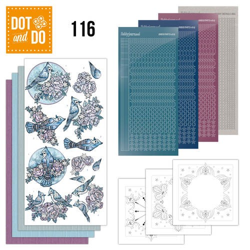 Dot and Do 116 - Winter