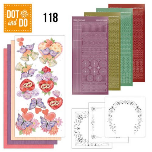 Dot and Do 118 - Jeanine`s Art - Wedding