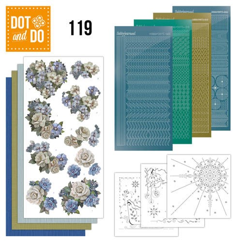 Dot and Do 119 - Amy Design - Vintage winter
