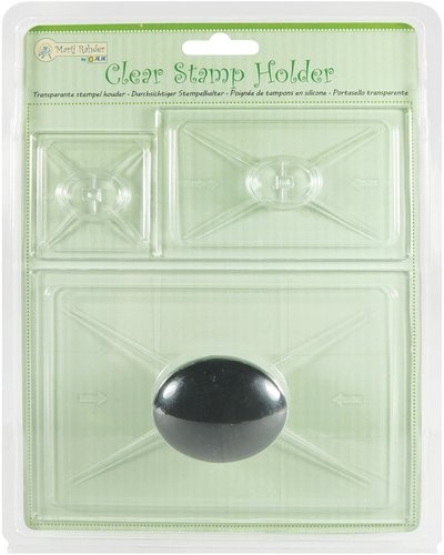 Marij Rahder Clear Stamps Holder