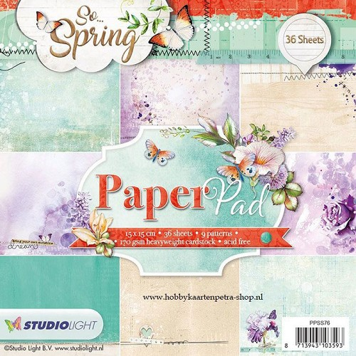Paper Pad So Spring 2