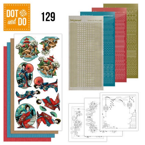 Dot and Do 129 - Oriental