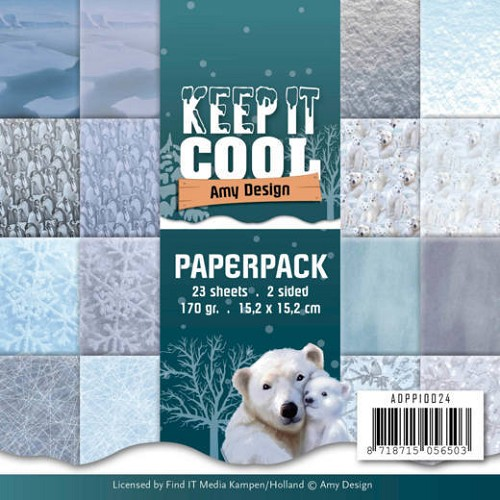 Paperpack - Amy Design - Keep it Cool