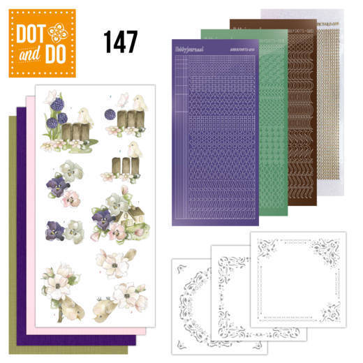 Dot and Do 147 - Happy Spring
