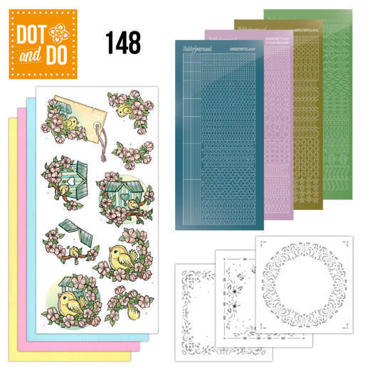 Dot and Do 148 - Spring Birdhouses