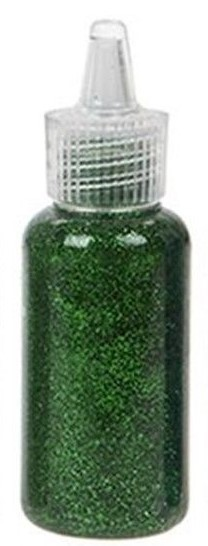 Glitter Glue 15 ml Groen