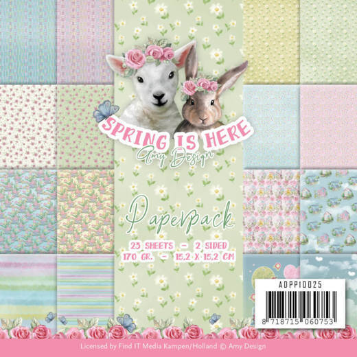 Paperpack - Amy Design - Spring is Here