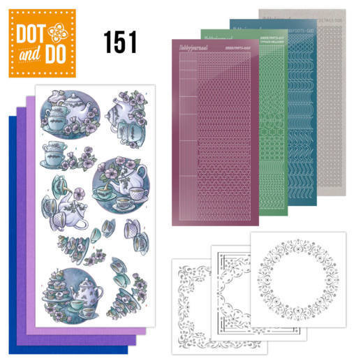 Dot and Do 151 - Tea Time
