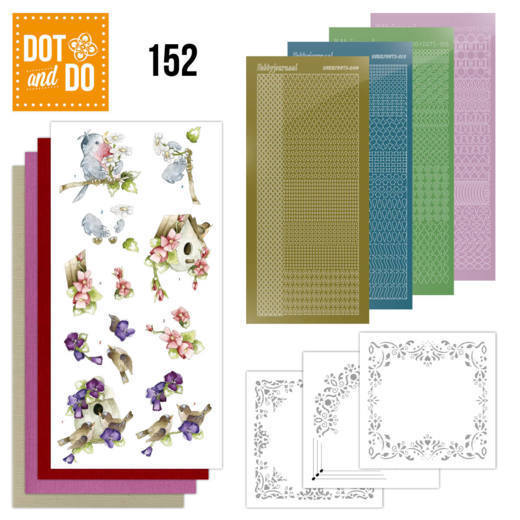 Dot and Do 152 - Spring in the Air