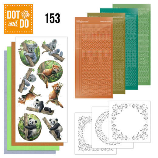Dot and Do 153 - Wild Animals