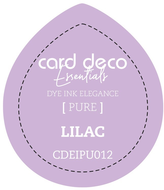 Card Deco Essentials Fade-Resistant Dye Ink Lilac