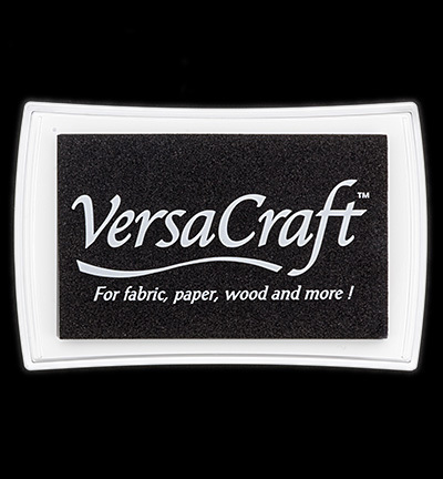 VersaCraft Stempelkussen Real Black