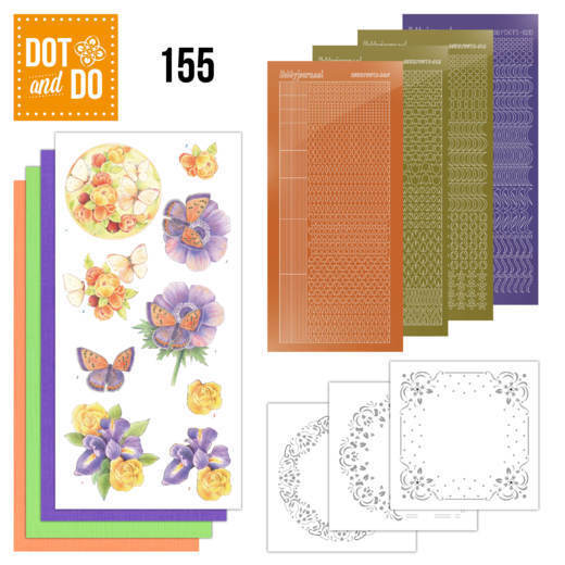 Dot and Do 155 - Delightful Flowers