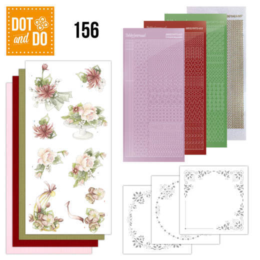 Dot and Do 156 - Sweet Summer Flowers