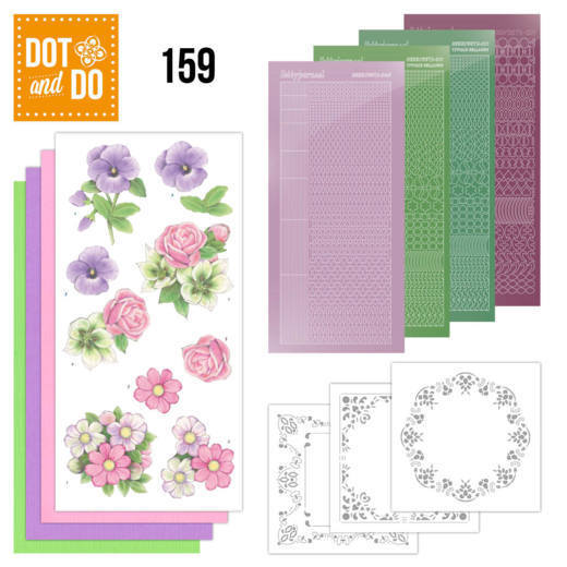 Dot and Do 159 - Summer Flowers
