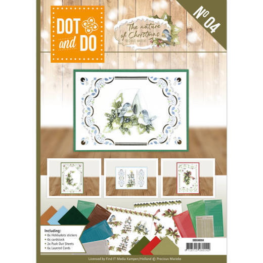 Dot and Do A6 Boek 4