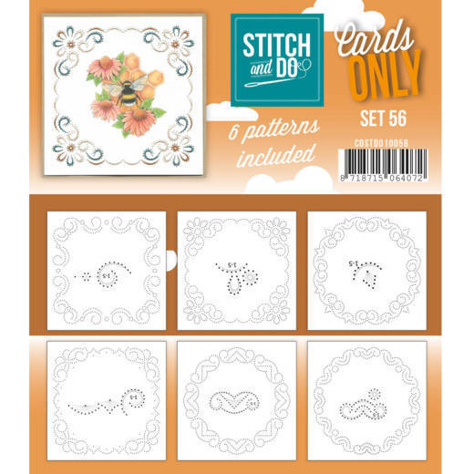 Stitch & Do - Cards only - set 56