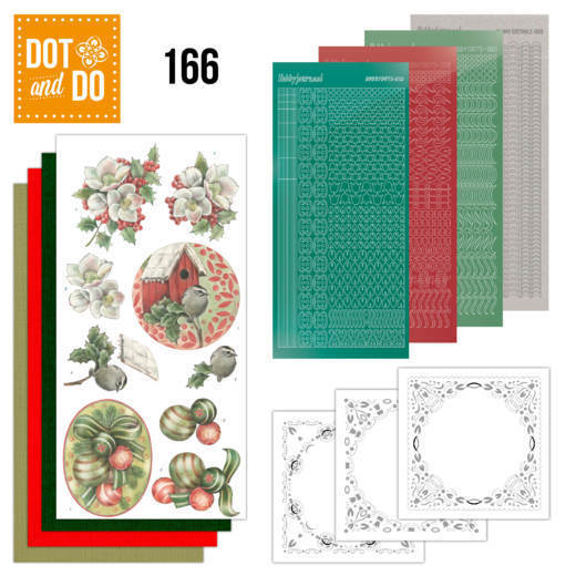 Dot and Do 166 Christmas Decorations