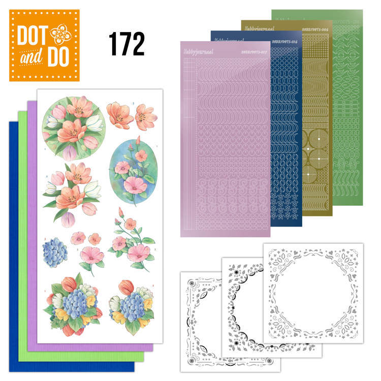 Dot and Do 172 - Tulips and More
