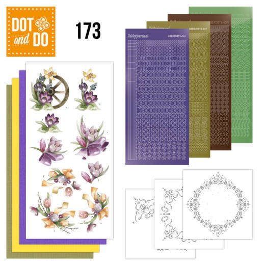 Dot and Do 173 - Precious Marieke - Spring Delight