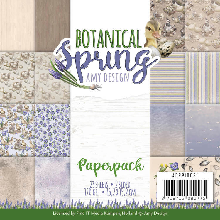 Paperpack - Amy Design - Botanical Spring